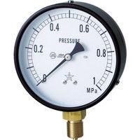 右下精器製造 一般圧力計 G311-211-M-0.16MP 1個 325-9609 (直送品)
