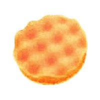 スリーエム ジャパン(3M) フォームバフィングパッド 外径83mm オレンジ PN13258 1セット(50個) 336-1403 (直送品)