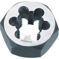 トラスコ中山 TRUSCO 六角サラエナットダイス W3/8ー16 TD638W16 1個 352ー0889 (直送品)