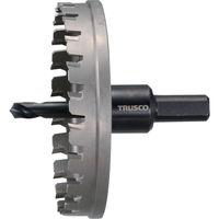 トラスコ中山 TRUSCO 超硬ステンレスホールカッター 100mm TTG100 1本 352ー2946 (直送品)