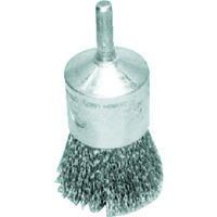 バーテック(BURRTEC) ワイラークリンプ軸付エンドブラシSUS0.15 3753600 1個 353-1228 (直送品)