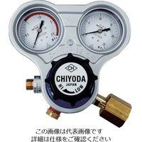 千代田精機 千代田酸素用調整器スタウト(関東式)乾式安全器内蔵型 SROAE 1台 355ー2641 (直送品)