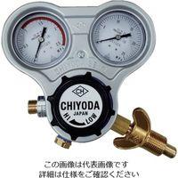 千代田精機 千代田酸素用調整器スタウト(関西式)乾式安全器内蔵型 SROAW 1台 355ー2659 (直送品)