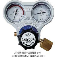 千代田精機 酸素用調整器スタウト(関東式) SRO-E 1台 355-2667 (直送品)