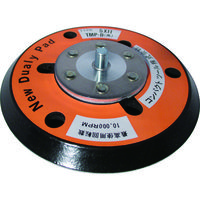 コンパクト・ツール(COMPACT TOOL) 穴ありマジックパット TMP-D 5X11 黒 28869DMA 1枚 366-3833 (直送品)