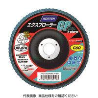 サンゴバン NORTON XPCPフラップディスク C120 2FL100XPGNCP120 1セット(10枚入) 364ー1651 (直送品)