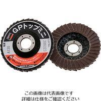 トラスコ中山 TRUSCO GPトップミニ Φ50X穴径9.6mm 5枚入 #120 GP5010A120  360ー9715 (直送品)