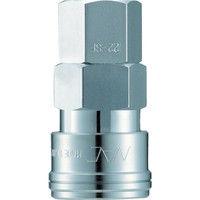 長堀工業 ナック クイックカップリング AL40型 鋼鉄製オネジ取付用 CAL48SF 1個 364ー3590 (直送品)