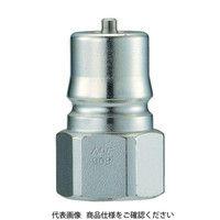 長堀工業 ナック クイックカップリング HP型 特殊鋼製 高圧タイプ オネジ取付用 CHP06P 1個 364-3891 (直送品)
