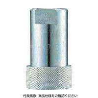 長堀工業 ナック クイックカップリング HP型 特殊鋼製 高圧タイプ オネジ取付用 CHP06S 1個 364-3905 (直送品)