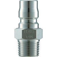 長堀工業 ナック クイックカップリング TL型 ステンレス製メネジ取付用 CTL06PM3 1個 364ー5088 (直送品)