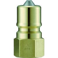 長堀工業 ナック クイックカップリング SPE型 真鍮製 大流量型 オネジ取付用 CSPE03P2 1個 364-4294 (直送品)