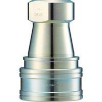 長堀工業 ナック クイックカップリング S・P型 鋼鉄製オネジ取付用 CSP06S 1個 364ー4065 (直送品)