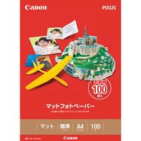 キヤノン マットフォトペーパー A4 MP-101A4100 1袋(100枚入)