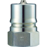 長堀工業 ナック クイックカップリング S・P型 鋼鉄製オネジ取付用 CSP02P 1個 364ー3999 (直送品)