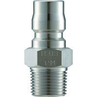 長堀工業 ナック クイックカップリング TL型 ステンレス製メネジ取付用 CTL04PM3 1個 364ー4928 (直送品)