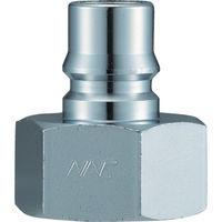 長堀工業 ナック クイックカップリング AL40型 鋼鉄製オネジ取付用 CAL46PF 1個 364ー3328 (直送品)