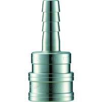 長堀工業 ナック クイックカップリング TL型 ステンレス製 ホース取付用 CTL03SH3 1個 364-4812 (直送品)