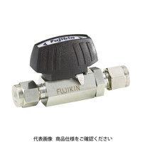 フジキン(Fujikin) ステンレス鋼製3.92MPaパワフル継手付ボール弁 PUBV-94-9.52 1個 365-5261 (直送品)