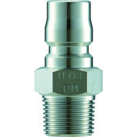 長堀工業 ナック クイックカップリング TL型 ステンレス製メネジ取付用 CTL03PM3 1個 364ー4766 (直送品)