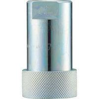 長堀工業 ナック クイックカップリング HP型 特殊鋼製 高圧タイプ オネジ取付用 CHP03S 1個 364-3867 (直送品)