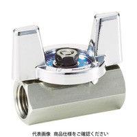 フジキン(Fujikin) ステンレス鋼製3.92MPaミニボール弁15A(1/2) UBV-14D-BU-R 1個 365-5415 (直送品)
