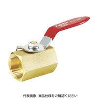 フジキン フジキン黄銅製1.96MPaミニボール弁32A(1 1/4) DBV12GR 1個 365ー5130 (直送品)