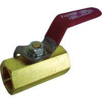 フジキン(Fujikin) 黄銅製1.96MPaミニボール弁10A(3/8) DBV-12C-R 1個 365-5083 (直送品)