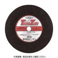 トーケン トーケン 切断砥石ツインザー 405 RA405WZ 1セット(10枚入) 215ー1081 (直送品)