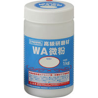 ナニワ研磨工業 研磨材 WA粗粒1kg #36 RC-1105 1個 333-5534 (直送品)