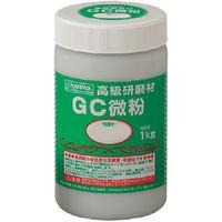 ナニワ研磨工業 ナニワ 研磨材 GC微粉1kg #400 RD3104 1個 334ー9217 (直送品)