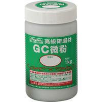 ナニワ研磨工業 研磨材 GC粗粒1kg #46 RC-3107 1個 334-9101 (直送品)