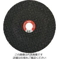 ニューレジストン NRS ミニサンドホイル 75×3×9.53 #60 MSW75360 1セット(25枚入) 364ー5762 (直送品)