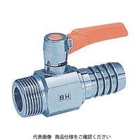アソー(ASOH) エースボールZero ホースニップル型 PT1/2XΦ16 BH-0416 1個 382-1480 (直送品)