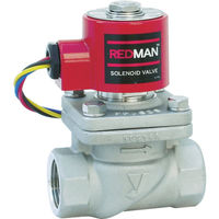 ヨシタケ 電磁弁レッドマン 50A DP10050A 1台 382ー2478 (直送品)