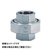 キッツ キッツ ユニオン PU50A 1個 164ー0534 (直送品)