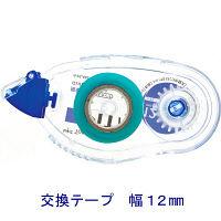 トンボ鉛筆 テープのり ピットテープM 交換テープ のり幅12mm PR-MS12