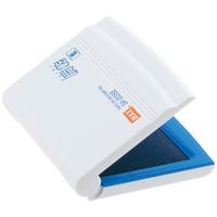 マックス 瞬乾スタンプ台 中形 藍 SA90212