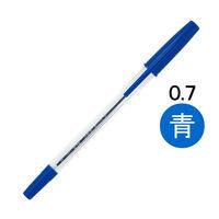三菱鉛筆(uni) リサイクルボールペン SA-R 青インク 1本
