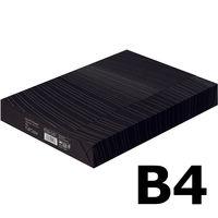 フルカラー印刷対応 マルチペーパー フルカラーペーパー 81g B4 1冊(500枚入) 国内生産品 FSC認証 アスクル