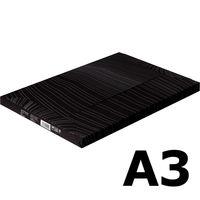 フルカラー印刷対応 マルチペーパー フルカラーペーパー 81g A3 1冊(250枚入) 国内生産品 FSC認証 アスクル