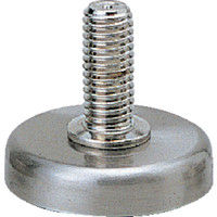 スガツネ工業 LAMP ステンレスアジャスターM12×60(200ー141ー334) MKRS60M12 1個 253ー9179 (直送品)