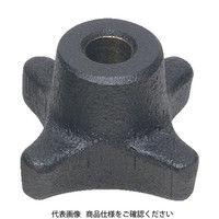 イマオコーポレーション ベンリック クロスノブ(タップ穴)80 M16 CK80T 1個 169ー0663 (直送品)
