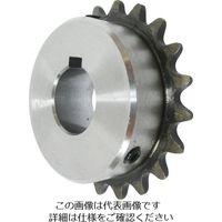 片山チエン カタヤマ FBスプロケット35 歯数19 外径63 軸穴径24 FBN35B19D24 1個 296-1741 (直送品)
