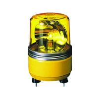 パトライト(PATLITE) SKH-EA型 小型回転灯 Φ100 赤 SKH-12EA R 1個 100-4620 (直送品)