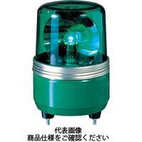 パトライト(PATLITE) SKH-EA型 小型回転灯 Φ100 緑 SKH-100EA GN 1個 100-4671 (直送品)