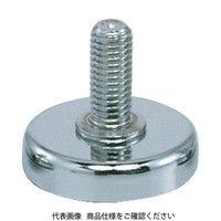 スガツネ工業(SUGATSUNE) アジャスターMKR型(エラストマー)W3/8(200-140-09 MKR-50N3 1個 253-9080 (直送品)