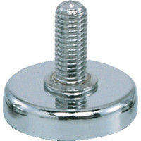 スガツネ工業 LAMP アジャスターMKR型(エラストマー)M14(200ー141ー102) MKR70M14 1個 253ー9101 (直送品)