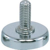 スガツネ工業 LAMP アジャスターMKR型(エラストマー)M10(200ー141ー514) MKR40M10 1個 253ー9055 (直送品)