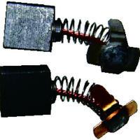 レッキス工業 REX カーボンブラシN80A FM10 1セット(2個:2個入×1組) 321ー9925 (直送品)